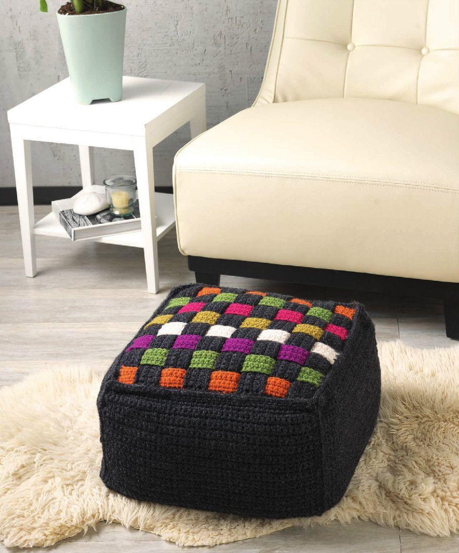 Crochet At Home 2013 沫羽 沫羽编织后花园 Crochet Home Decor Crochet For Home Cute Crochet