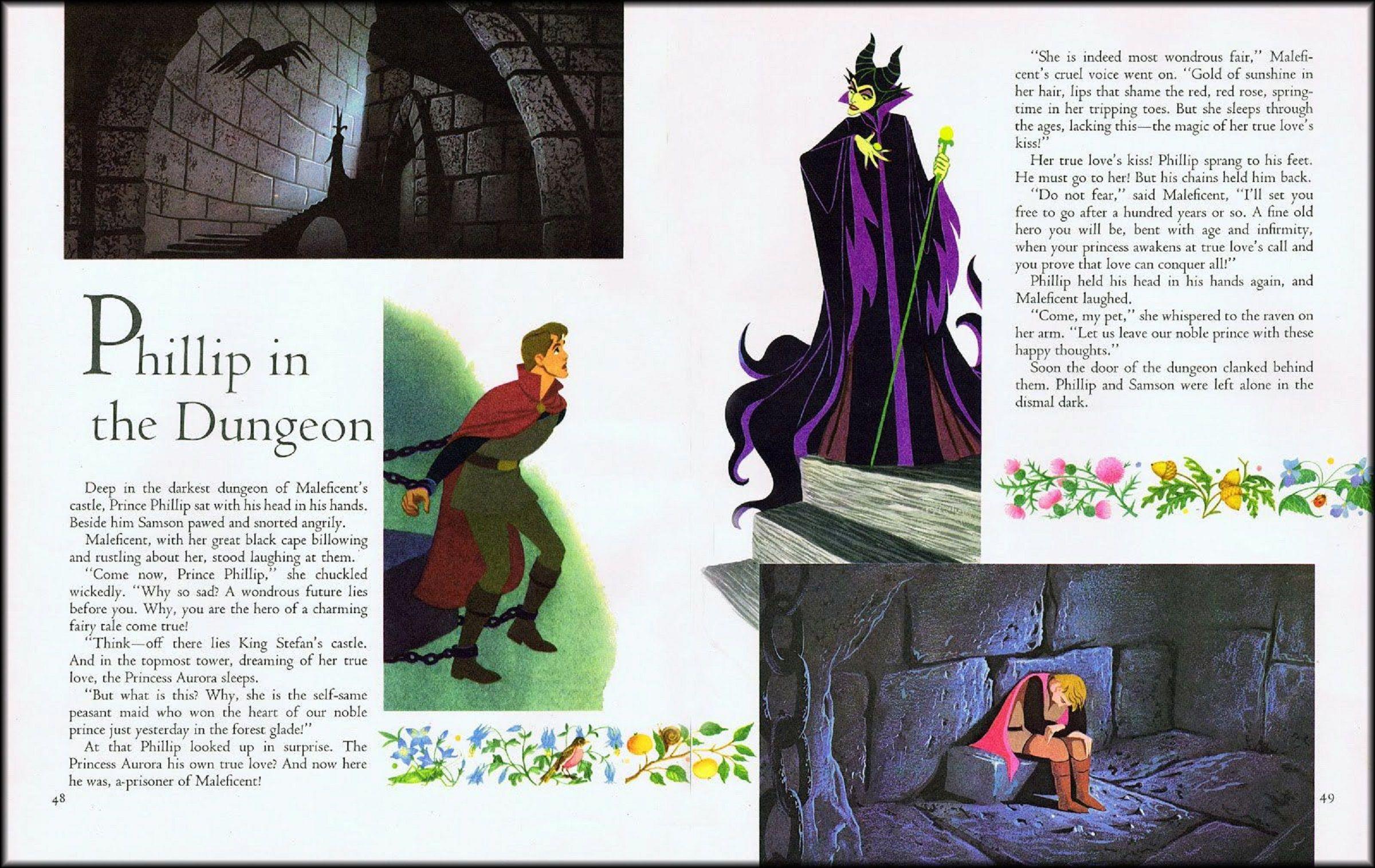 """Walt Disney's """"Sleeping Beauty."""""""