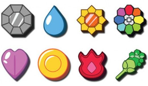 How To Get The 8th Badge In Pokemon Fire Red