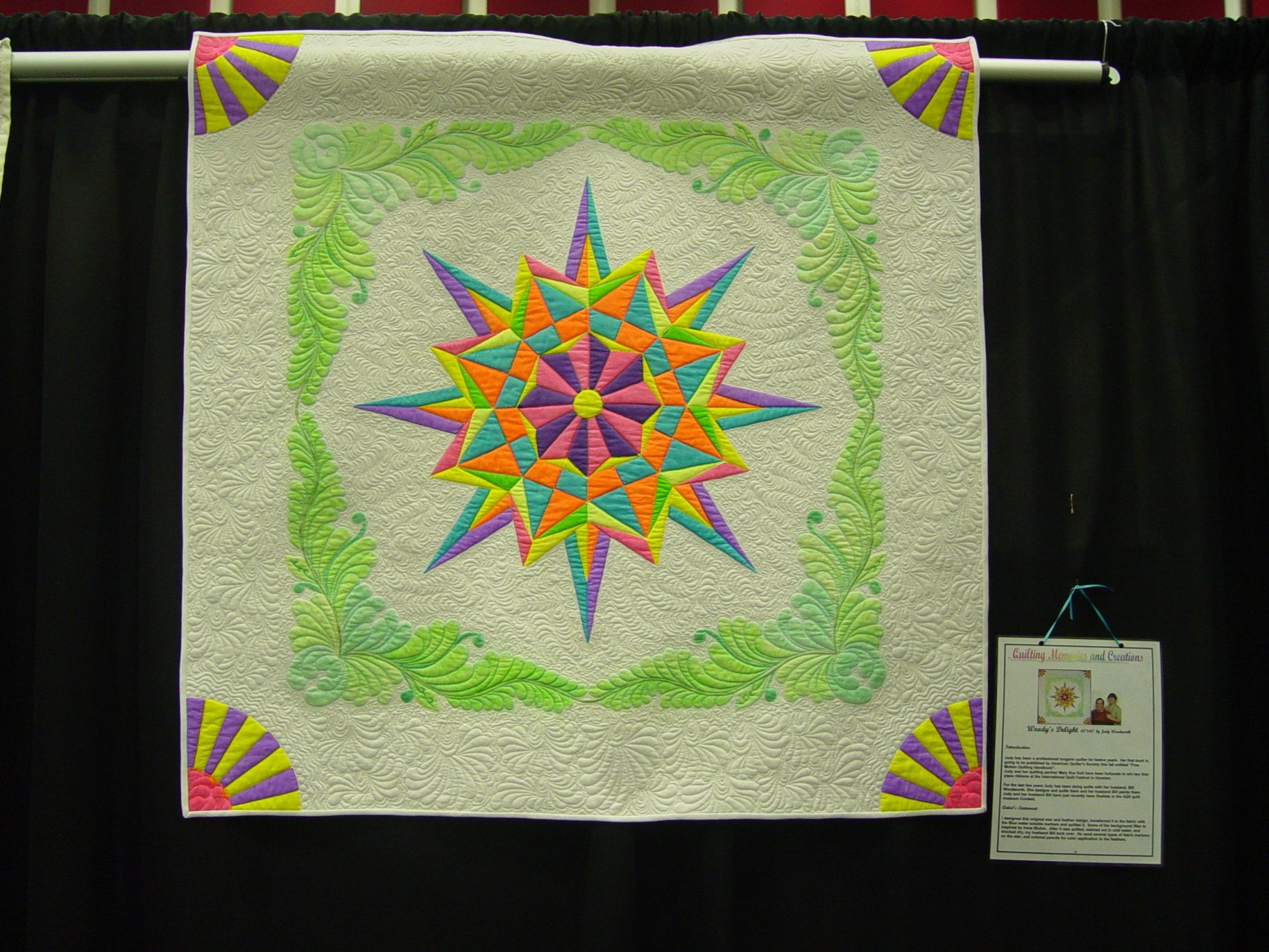 Quilts of a different Color Exhibit 2010