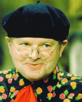 benny hill show theme