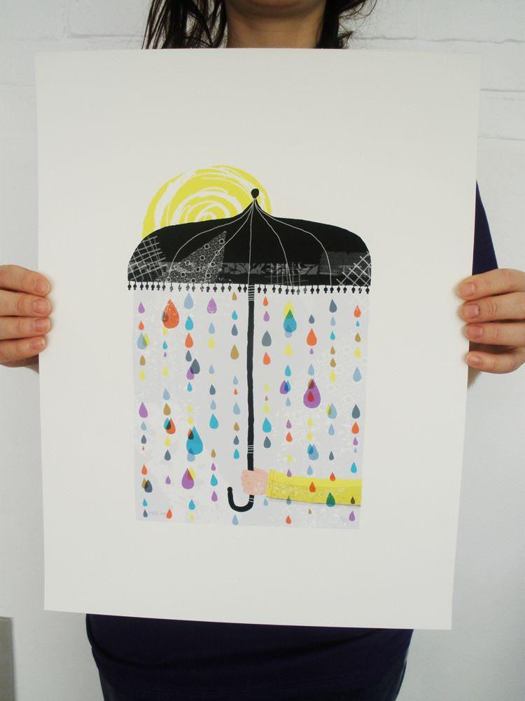 Wanna Make It A Mobile Lizzie Carins Prints Art Cart Art Lessons