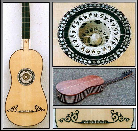 Kết quả hình ảnh cho Renaissance &Baroque Guitar