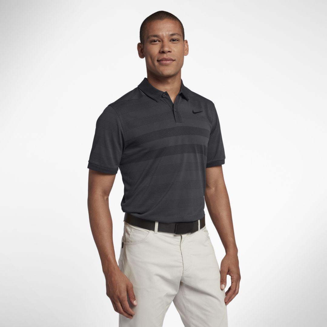 Nike Zonal Cooling Men's Striped Golf