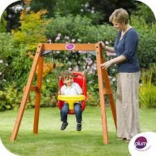 Toddler Swing Stand Google Search Baby Swing Set Wooden Baby Swing Baby Swing Outdoor