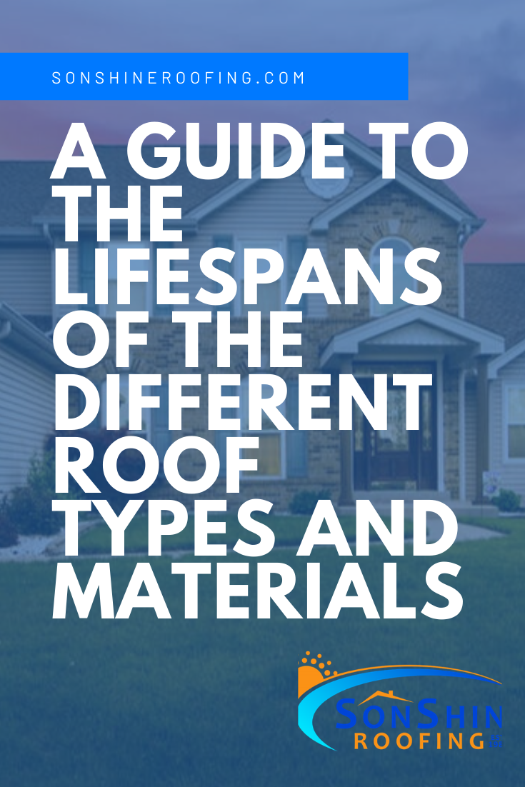 A Guide To The Lifespans Of The Different Roof Types And Materials Roof Types Roof Shake Roof