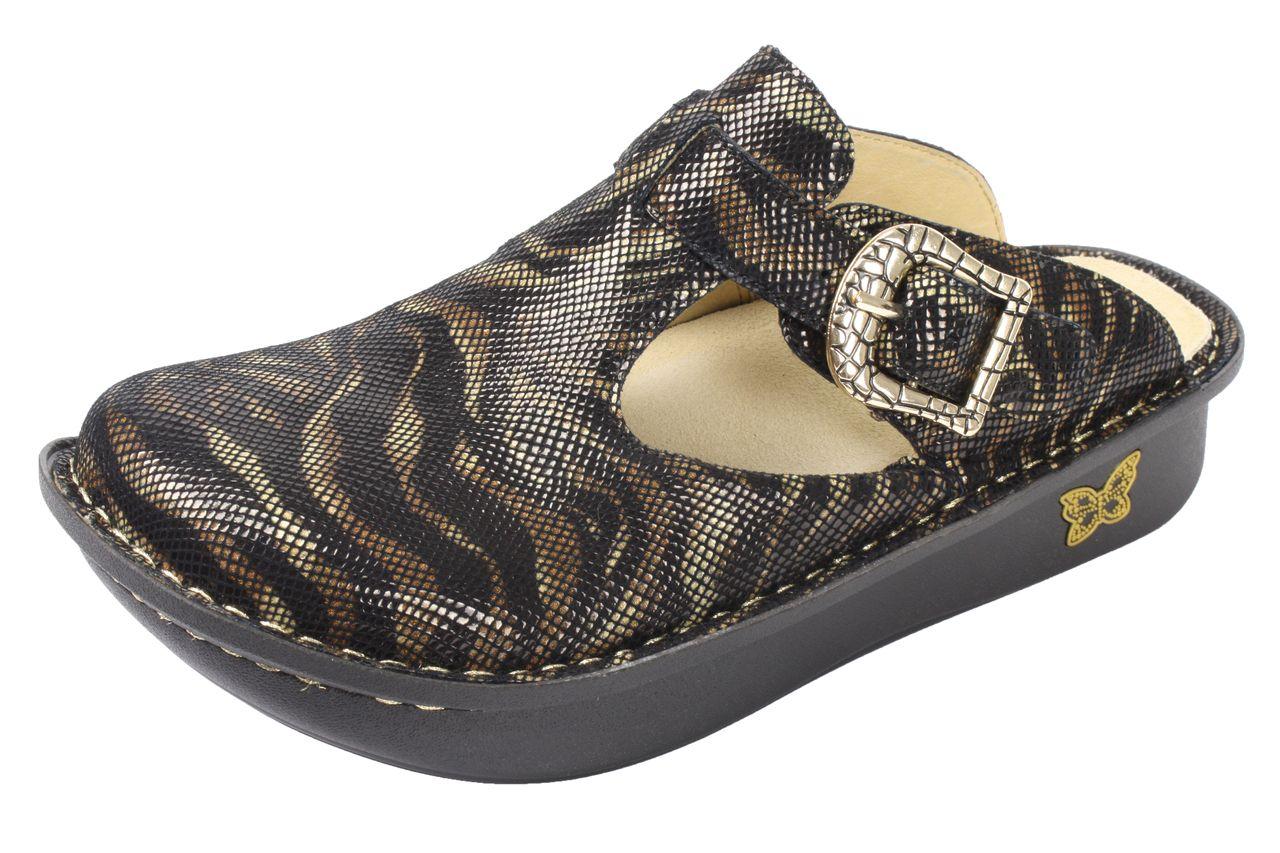Alegria Shoes - Classic Safari Clog, $119.95  (http://www.alegriashoes.com/products/classic-safari-clog.html)