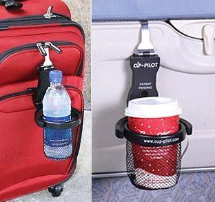 Austin House Cup Pilot Portable Beverage Holder Drink Holder