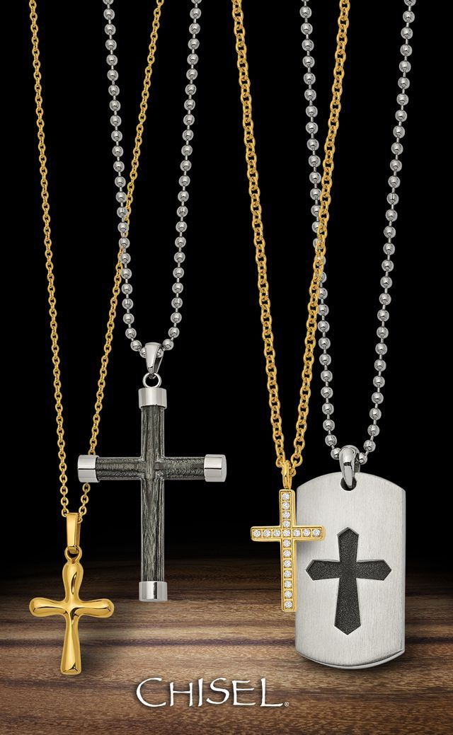 Wear your faith proudly with our collection of religious cross wear your faith proudly with our collection of religious cross pendants from subtle to bold aloadofball Image collections