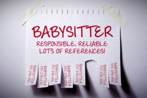 message: Babysitter, responsible, reliable, lots of references