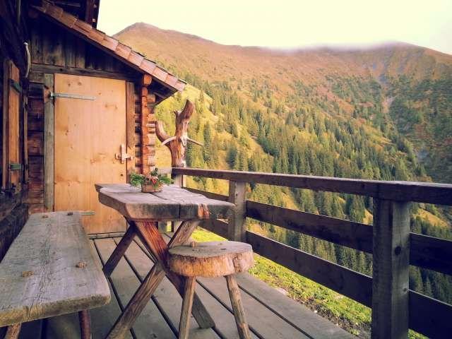 Hüttenurlaub In österreich