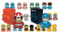Mega Man Figurines by KidRobot May Be Coming Soon