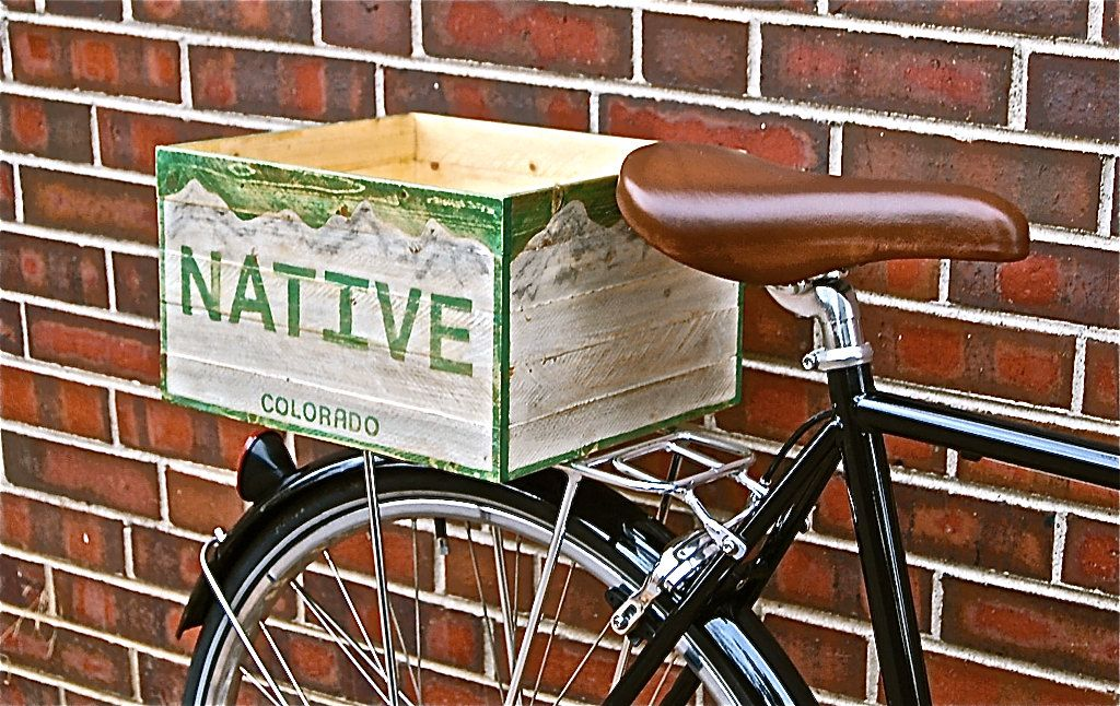 Colorado+Native+Bike+Crate+Customizable+by+ColoradoJoes+on