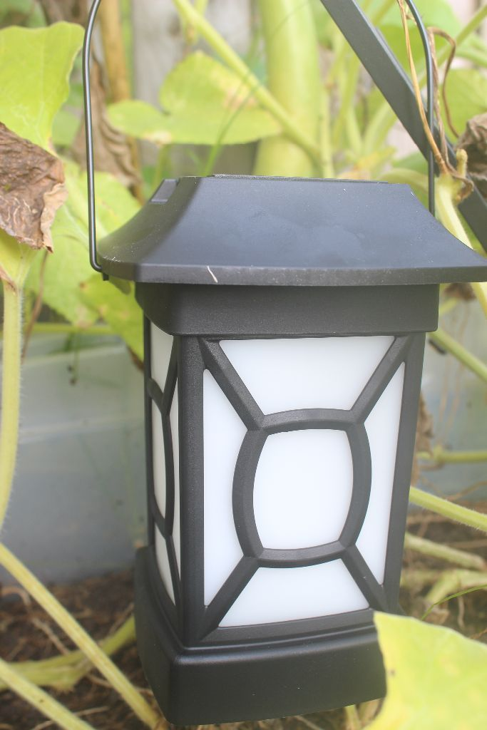 REVIEW U0026 GIVEAWAY: ThermaCell Patio Lantern