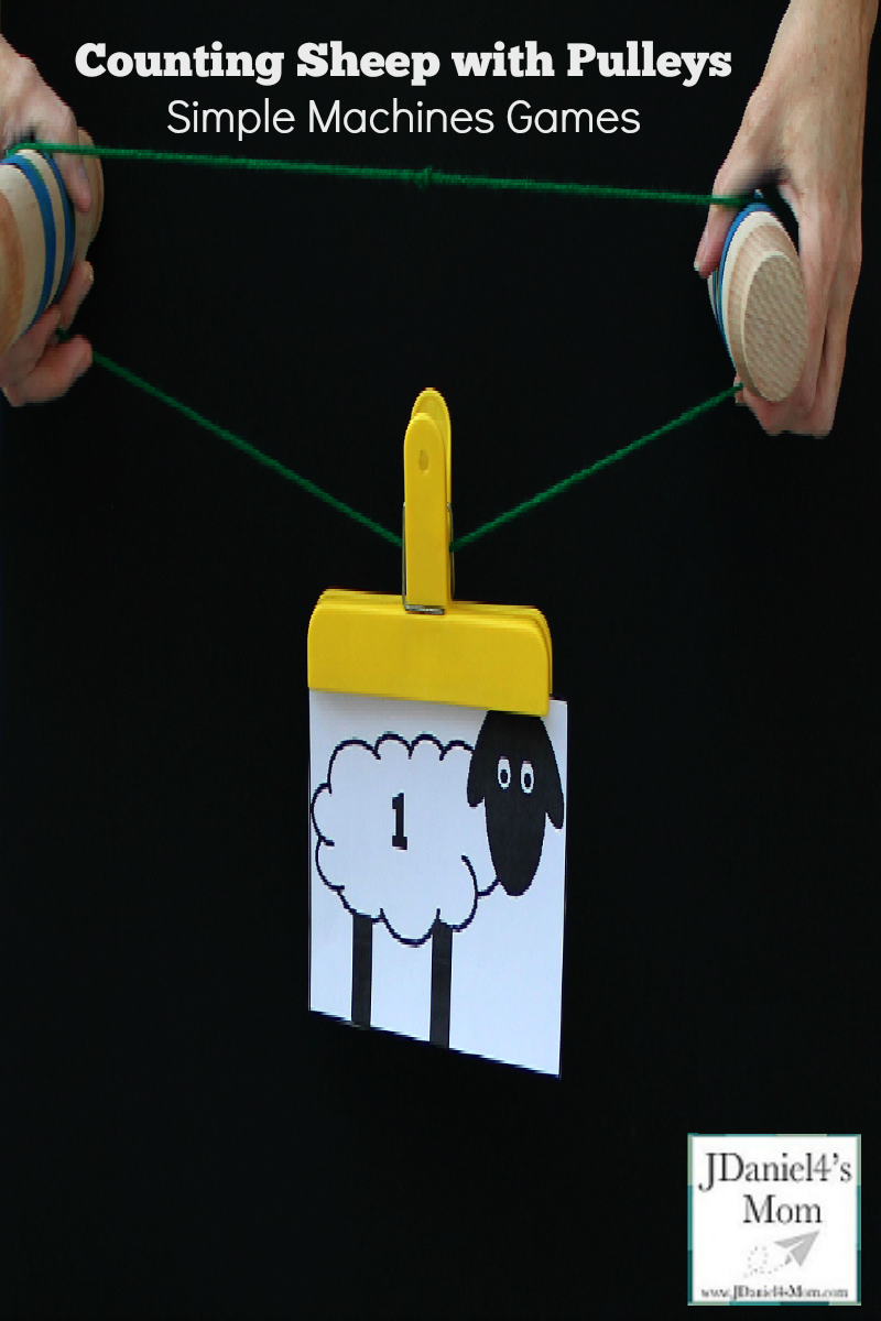 Simple Machines Games Counting Sheep This Is A Fun Way To Work On Number Recognition Simple Machines Pulley Printable Activities For Kids [ 1200 x 800 Pixel ]