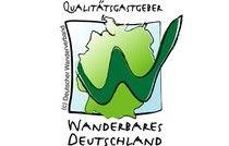 """Auszeichnung """"Qualitätsgastgeber Wanderbares Deutschland"""""""