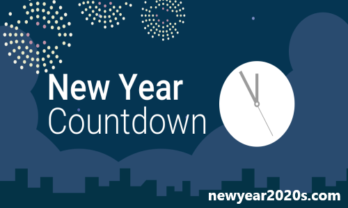 It S New Year Time 2020 Countdown Wishes Resolutions Happy New Year 2020 New Years Countdown Happy New Year 2019 New Year Images