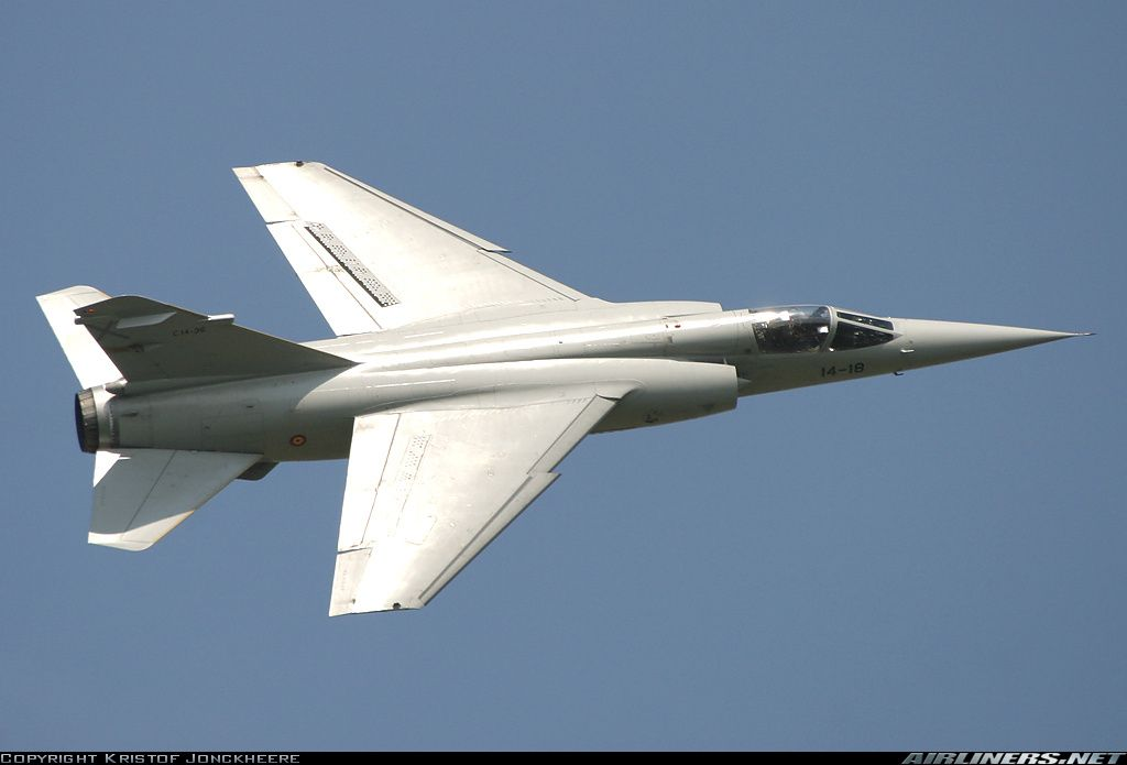 Dassault Mirage F1CE(M) aircraft picture