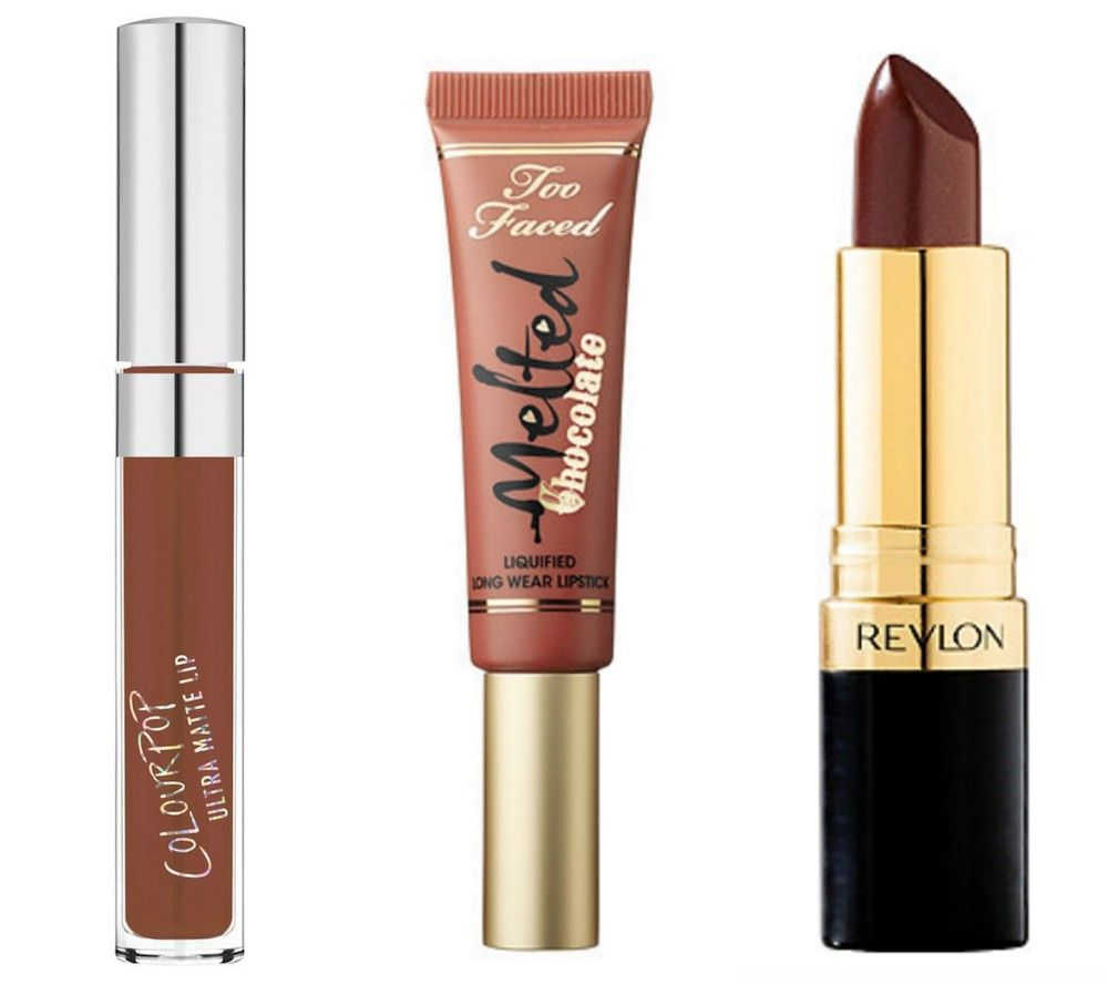 Here Are 17 Chocolate-Colored Lipsticks That Look Good -6628