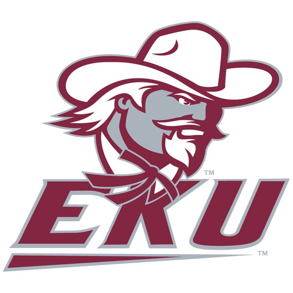 Eastern Kentucky University (Richmond, Madison County, Kentucky) | Eastern  kentucky university, Kentucky, College logo