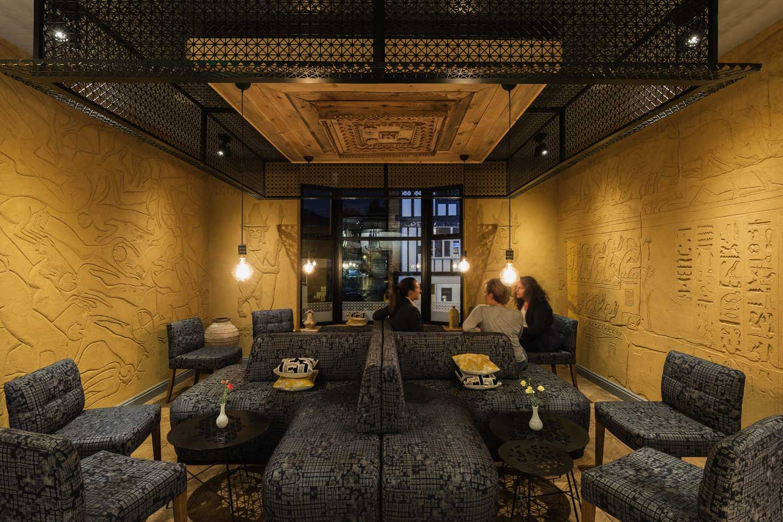 Hattusa restaurant sevenoaks kent clayworks clay