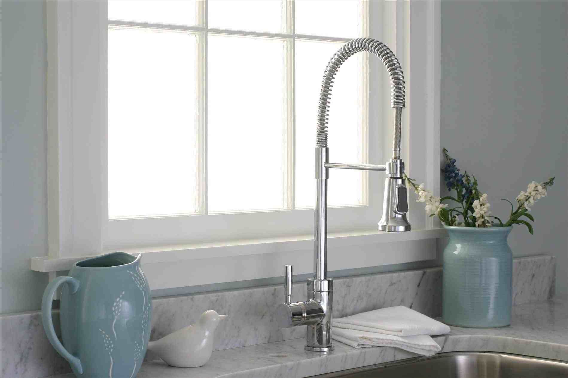 New Post Industrial Kitchen Faucet Visit Bathroomremodelideassclub