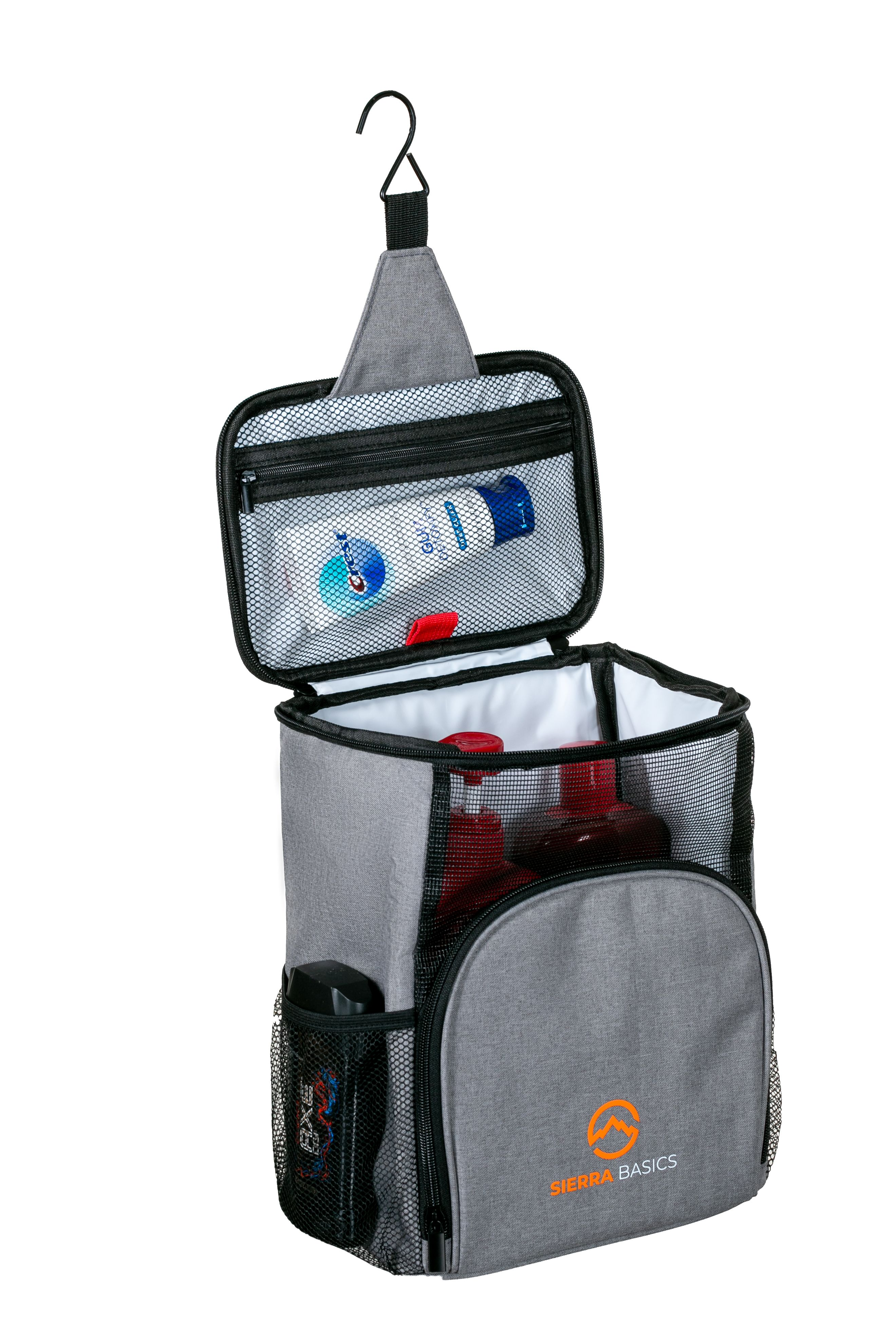 Sierra Basics Shower Caddy Portable, Bath Organizer with