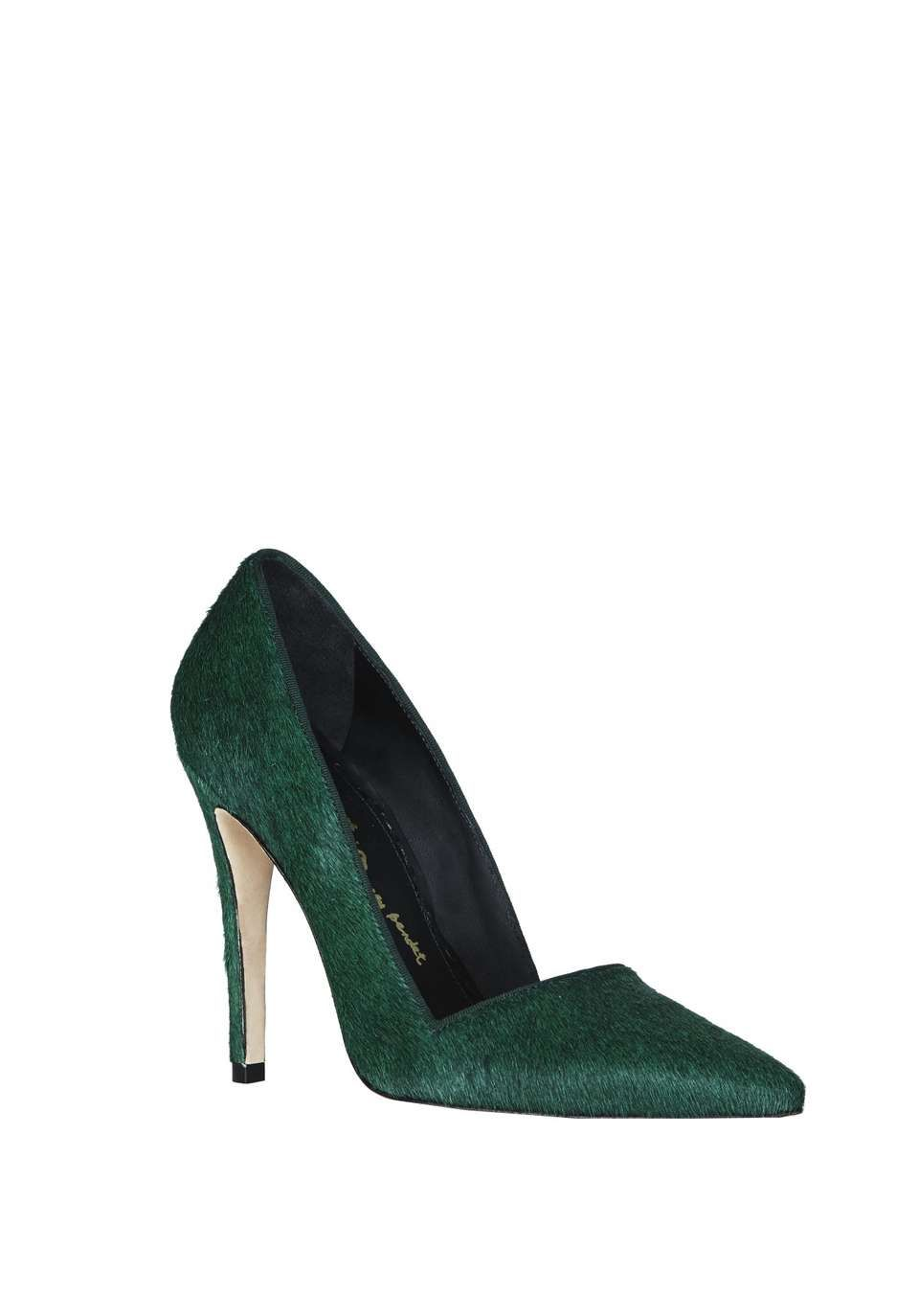 Love the Alice+Olivia DINA CALF HAIR HEEL on Wantering | skyhigh heels | womens pumps | womens shoes | fashion | style | trends | wantering http://www.wantering.com/womens-clothing-item/dina-calf-hair-heel/af7Ue/