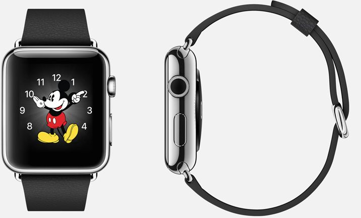 316l stainless steel iwatch