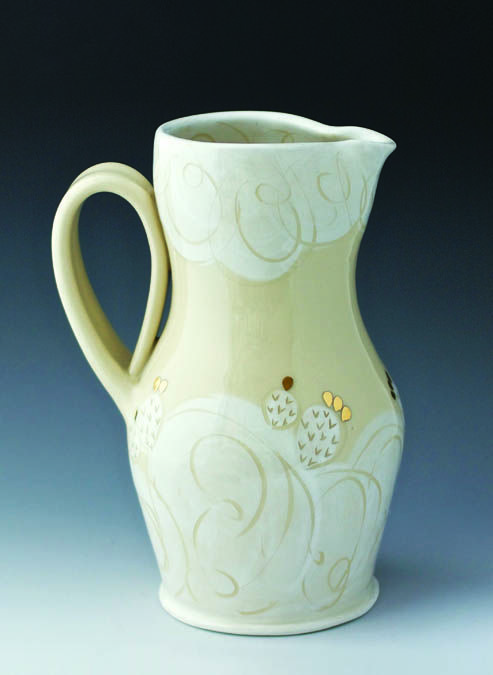 How To Make A Pitcher On The Pottery Wheel Ceramic Arts Daily Pottery Wheel Ceramic Art