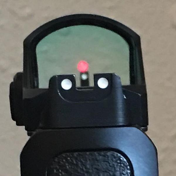 Vortex Optics Viper Red Dot 6 Moa Dot Vortex Optics