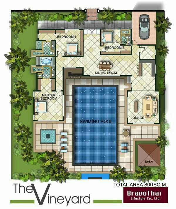 Pin by Nixon Manase on House Pinterest Dream house plans House