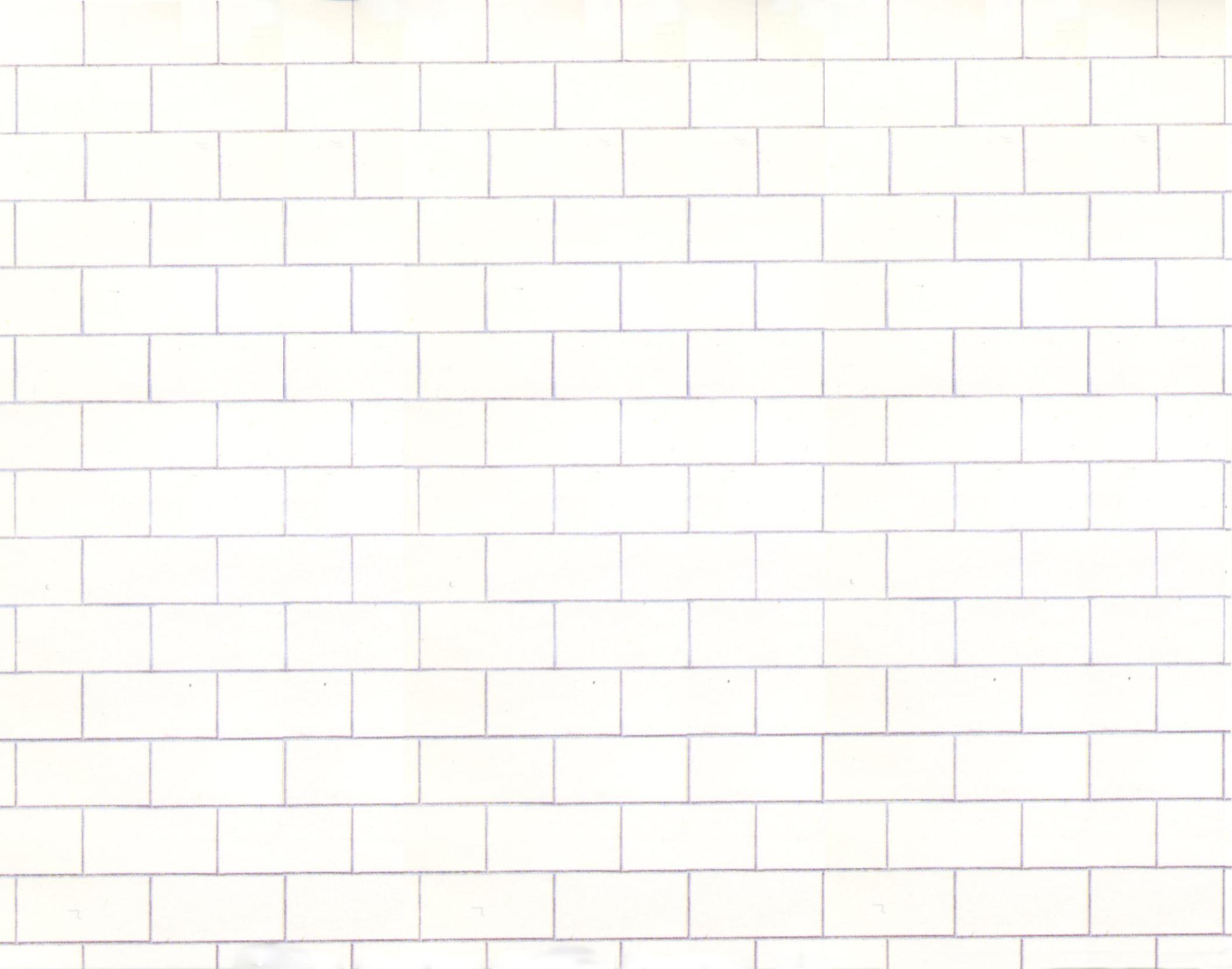 White Brick Wall Decoration Picture