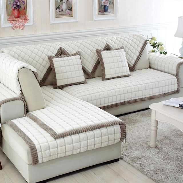Get Your Sofa Dressed With The Sofa Covers Darbylanefurniture Com In 2020 Sectional Couch Cover White Couch Cover Sofa Covers
