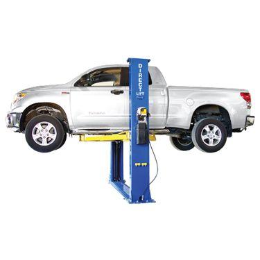 Pro 9f Direct Lift Two Post Lift Car Lifts Two Post Car Lift