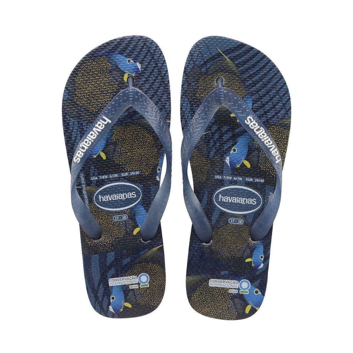 8333fcb7b HAVAIANAS CONSERVATION INTERNATIONAL INDIGO BLUE - MEN.  havaianas  shoes   all