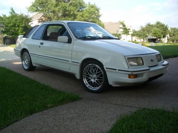 1989 Merkur Xr4ti Car Photos Classic Cars American Classics