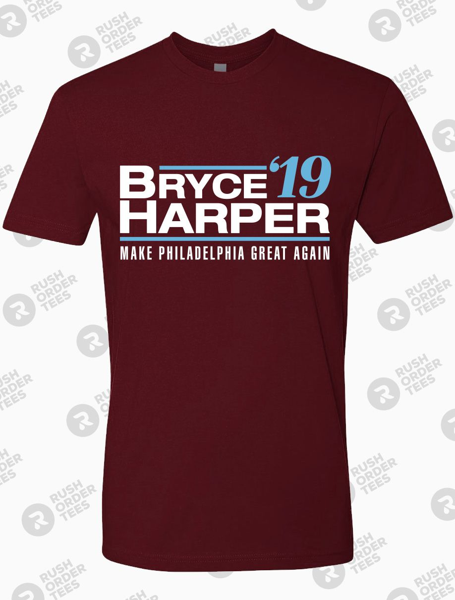 aa4061f73 A Message to Bryce Harper  Make Philadelphia Great Again.