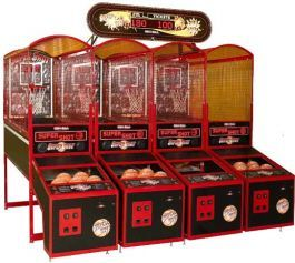 We sell all kind of basketball arcade game machines, an ...