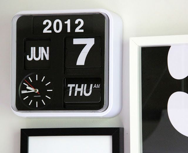 Karlssonin mini flip clock