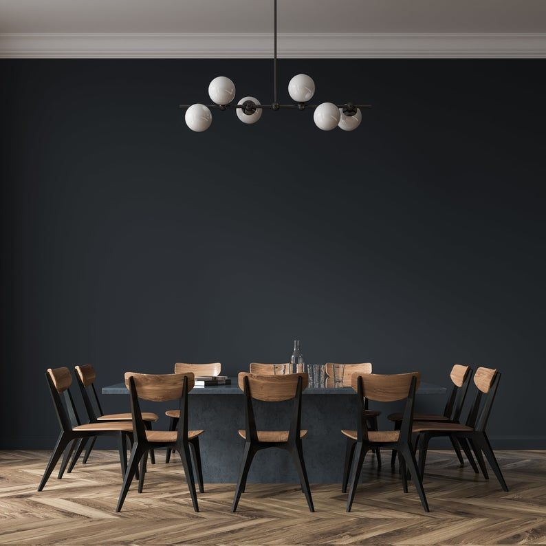 Solid Color Peel And Stick Wallpaper One Color Removable Wallpaper Self Adhesive Wallpaper With One Color Vinyl Or Textile Black Dining Room Table Black Dining Room Peel And Stick Wallpaper