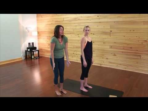 morning yoga workout  interview with yoga house