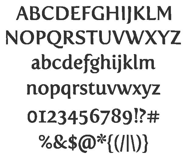 fertigo pro font