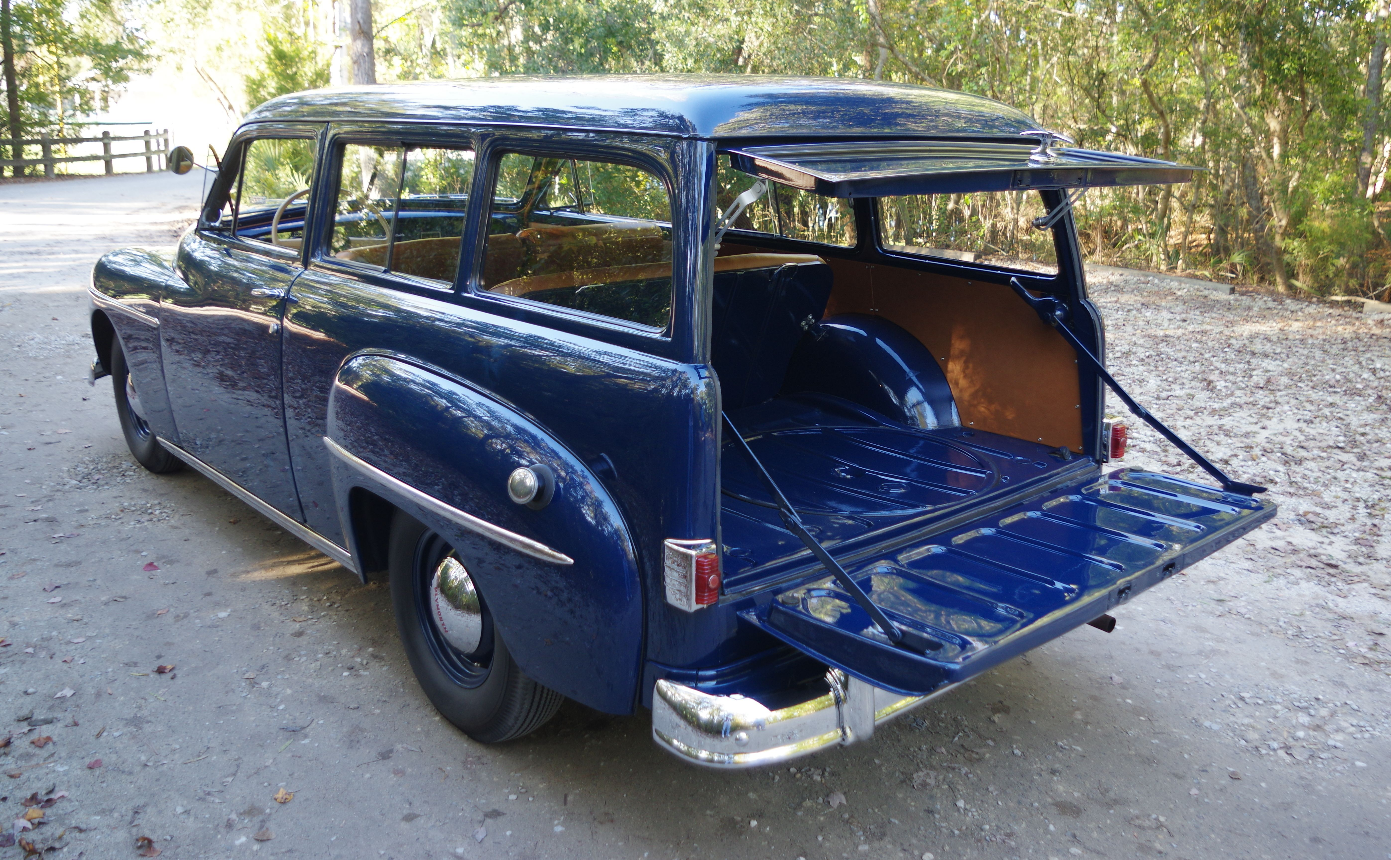 The car with 101 uses: 1950 Plymouth Suburban   Hemmings Daily ...