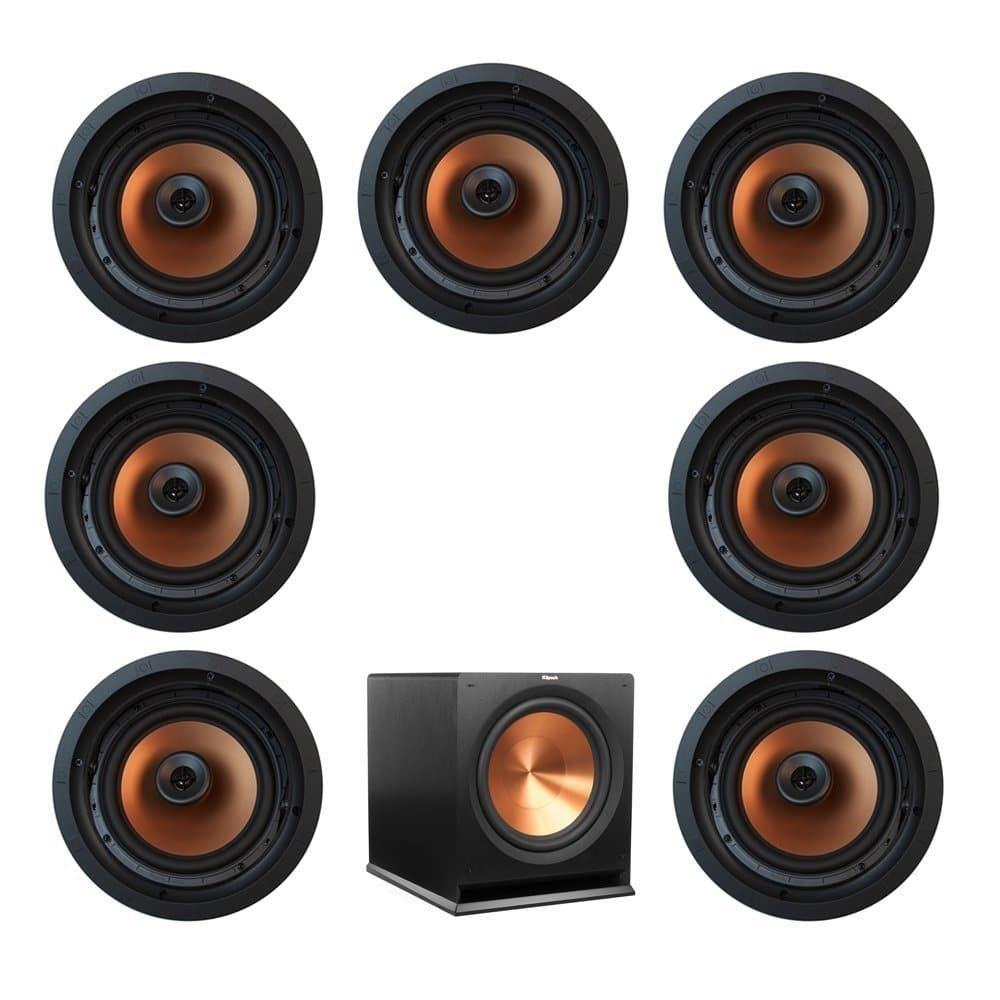 Top 10 Best In Wall Subwoofers In 2020 In Wall Speakers Wall