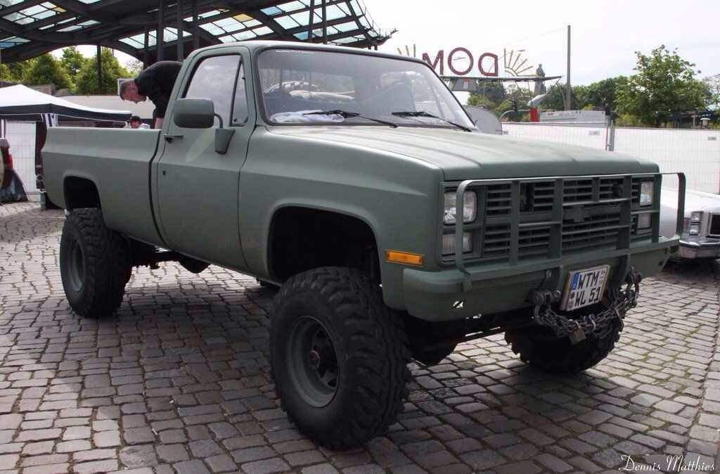 Chevy Military Pickup So Want One Chevy Trucks Chevy Chevy 4x4