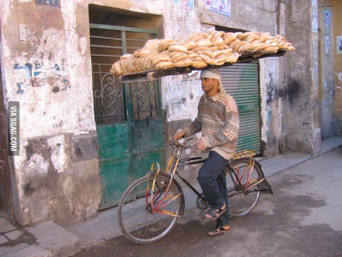 Bike for Bread
