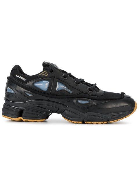 raf simons sneakers black
