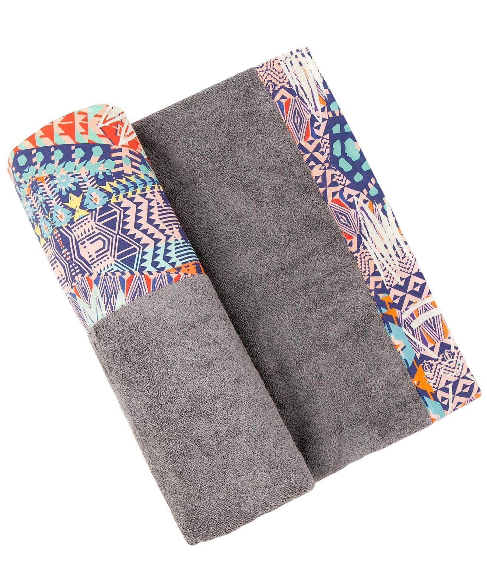 Sun Of A Beach Grey Aztec Beach Towel Gifts Aesthet Com With Images Beach Towel Gift Beach Towel Large Beach Towels