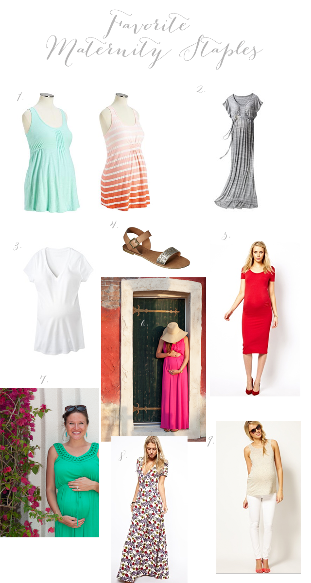 2390cdcddf9d8 Maternity Staples & Favorites // Marshalls Abroad | Clothes | Summer ...